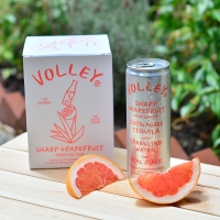 VOLLEY – Tequila Based Seltzer for National Tequila Day on Friday, 7/24 Photo