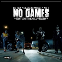 Nyke Nitti Plays 'No Games' On His Newest Self-Produced Album Photo