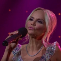 VIDEO: Kristin Chenoweth Sings 'Desperado' on the LATE LATE SHOW Video