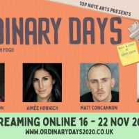 ORDINARY DAYS is Now Available For Online Streaming Photo