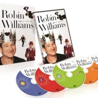 ROBIN WILLIAMS: COMIC GENIUS DVD Set to be Released Oct. 1