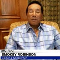 VIDEO: Smokey Robinson Shares Inside Stories on GOOD MORNING AMERICA Photo