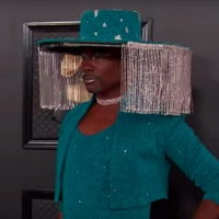 VIDEO: Billy Porter Walks the Red Carpet at the GRAMMYs