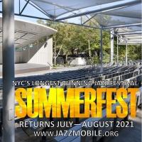 Jazzmobile's Summerfest 2021 Kicks Off July 7, Including Award-Winning Film & Perform Photo