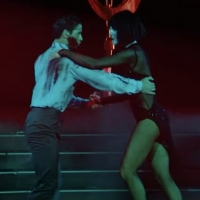 VIDEO: Amanda Kloots Dances to 'Paint It, Black' on DANCING WITH THE STARS Photo
