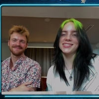 VIDEO: Billie Eilish & FINNEAS Talk About Writing 'No Time To Die' on THE TONIGHT SHO Photo
