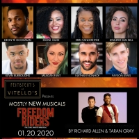 Complete Casting Announced For Feinstein's Presents MostlyNEWmusicals: FREEDOM RIDERS On Martin Luther King Day