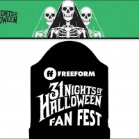 Freeform Scares up a Star-Studded Event With 31 NIGHTS OF HALLOWEEN FAN FEST