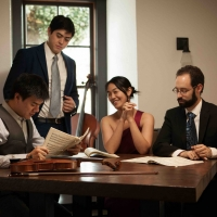 Telegraph Quartet Performs Music By Korngold And Brahms Presented By Noe Music's Online Ma Photo