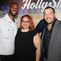 Academy Award-Winning Alumni & Hollywood Heavyweights Take Center Stage For HollyShor Photo