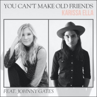 Karissa Ella Puts Her Own Twist On 'You Can't Make Old Friends' Photo