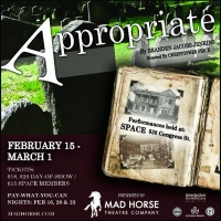 APPROPRIATE Opens At SPACE