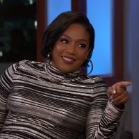 VIDEO: Tiffany Haddish Talks About Her Bat Mitzvah on JIMMY KIMMEL LIVE! Video