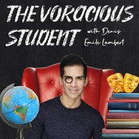 James Harkness And Leigh Zimmerman Featured On New Podcast THE VORACIOUS STUDENT Photo