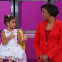 VIDEO: Watch Kids Talk Tiffany Haddish Fashion on KIDS SAY THE DARNDEST THINGS!
