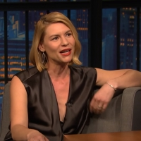VIDEO: Claire Danes Talks About an Adult Film Version of HOMELAND on LATE NIGHT WITH SETH MEYERS