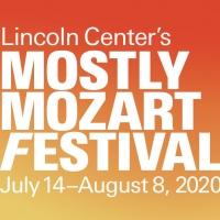 Lincoln Center Announces 2020 MOSTLY MOZART Festival Photo