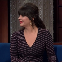 VIDEO: Casey Wilson Talks About Getting Arrested on THE LATE SHOW WITH STEPHEN COLBER Video