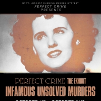 PERFECT CRIME Hosts Famous Unsolved Murders Exhibit During October Photo