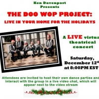 THE DOO WOP PROJECT: LIVE IN YOUR HOME FOR THE HOLIDAYS Live Virtual Theatrical Conce Photo