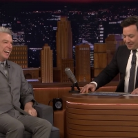 VIDEO: David Byrne Teaches Jimmy Fallon a Dance from AMERICAN UTOPIA on THE TONIGHT SHOW