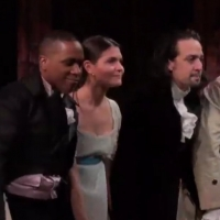 VIDEO: On This Day, February 17- HAMILTON Opens at The Public Theater Photo