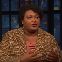 VIDEO: Stacey Abrams Talks Voter Turnout on LATE NIGHT WITH SETH MEYERS