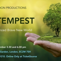 THE TEMPEST Comes To Finsbury Circus City Garden Photo