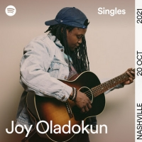 Joy Oladokun Debuts New Spotify Singles Session Photo