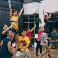 Ateneo Blue Repertory Stages BRING IT ON: THE MUSICAL, Nov. 7-24 Photo
