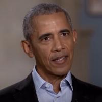 VIDEO: Barack Obama Talks Donald Trump, Joe Biden, and More on CBS SUNDAY MORNING