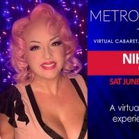 MetropolitanZoom Presents NIKI LUPARELLI - CHAMPAGNE CHAOS Photo