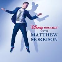 AUDIO: Matthew Morrison canta clásicos Disney Photo