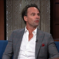 VIDEO: Walton Goggins Talks About His First Acting Gig on THE LATE SHOW WITH STEPHEN  Photo