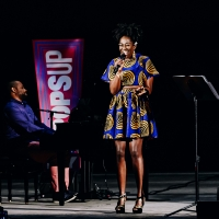 VIDEOS: Amber Iman Performs in the Broadway Theatre as Part of NY PopsUp Photo