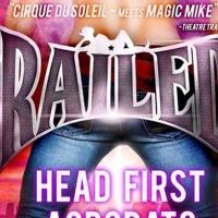 Head First Acrobats Present RAILED Photo