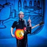 SOMETHING ABOUT SIMON Makes National Debut At Edinburgh Fringe