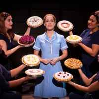 BWW Review: WAITRESS SERVES UP PIE AND PASSION at Broadway San Jose Photo