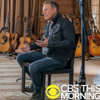 VIDEO: Bruce Springsteen Talks New Film, Marriage, and More on CBS THIS MORNING