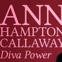 Ann Hampton Callaway Announces Live Stream Series THE CALLAWAY HIDEAWAY Photo