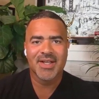 VIDEO: Christopher Jackson Has Enjoyed Watching His Castmates Perform in the HAMILTON Film Photo
