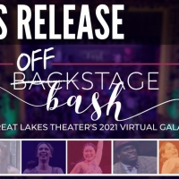 Cleveland's Classic Company Announces OFFSTAGE BASH - GREAT LAKES THEATER'S 2021 VIRTUAL G Photo