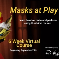 Arkansas Repertory Theatre Presents Virtual Course, MASKS AT PLAY Photo