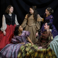 LITTLE WOMEN: THE BROADWAY MUSICAL Opens December 6 At Gallery Players Photo