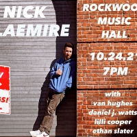 Nick Blaemire and Friends Will Play Rockwood Music Hall This Weekend Photo