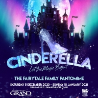Wolverhampton Grand Announces 2020/21 Pantomime, CINDERELLA