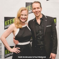 Heidi Armbruster & Paul Niebanck to Join KEEN AFTER HOURS Photo