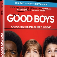 GOOD BOYS Available on Digital 10/29 & Blu-ray and DVD on 11/12 Photo