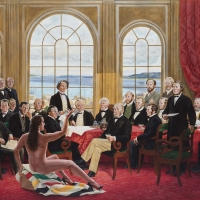 MOA Presents Kent Monkman's Timely Exhibition SHAME AND PREJUDICE: A STORY OF RESILIE Photo