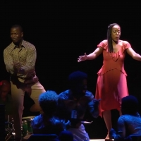 VIDEO: Dayna Dantzler and James T. Lane Perform 'Love Power' in New #EncoresArchives